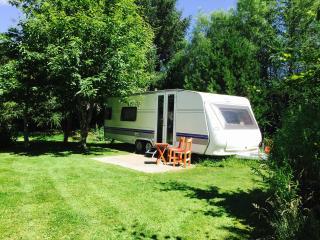 2 berth Touring caravan, Saundersfoot