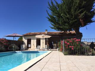 Pech de Jordy - gite piscine/pool Midi Pyrenees