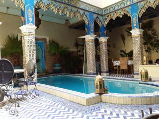 Suite Royale 5 personnes  Riad Puchka Marrakech