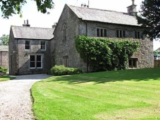 Great Asby Old Rectory Grade 2* listed