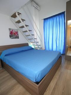 Camera Spinuzza: con bagno privato in camera più balcone