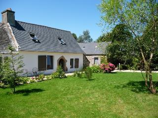 Le cottage breton, Plestin les Greves