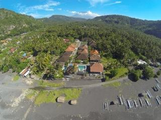 Bugbug Beach Resort, Candidasa