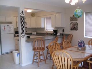 Large family size kitchen