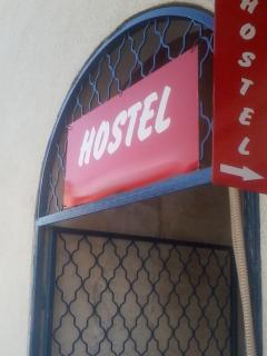 Hostel Marina Trogir - Entrance to the hostel