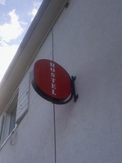 Hostel Marina Trogir - Outside sign