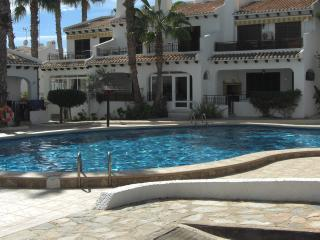 Cabo Roig 2 Bedroom House within Small Complex