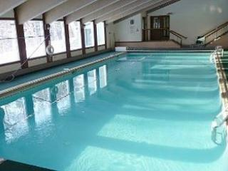 Indoor Heated Lap Pool (1 of 2 Indoor Pools)