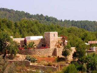 Villa with terrace,mountains S, Sant Joan de Labritja