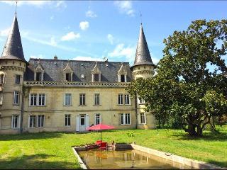 Chateau CASANOVA, Saint-Sulpice-et-Cameyrac