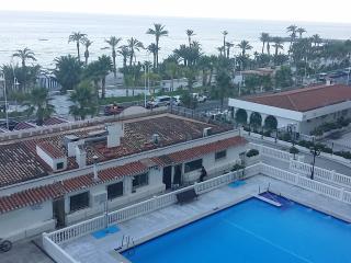 Apartamento 1ª Línea Playa Velilla Almunecar