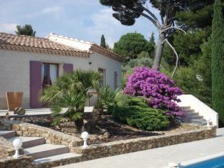 Location appartement dans villa,, La Cadière d'Azur