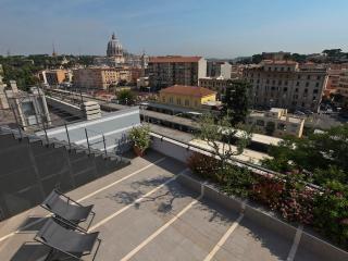 Appartamenti panoramici con vista S. Pietro