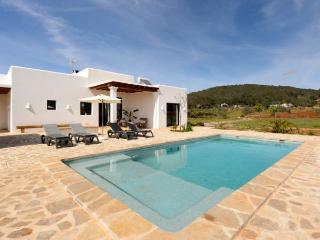 Villa with pool,garden Sant Jo, Sant Joan de Labritja