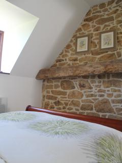 Traditional Features in Les Arbres Bedroom