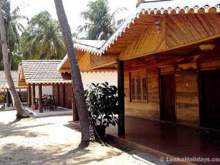 Beach Cottages in Kalpitiya, Marawila