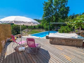 Stone villa for rent, Konavle, Dubrovnik area