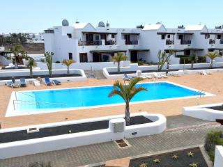 Casa Nimbara, pool, beach and relax, Playa Blanca