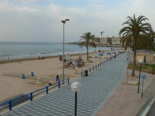 Apartamento 1a linea Playa Postiguet Alicante