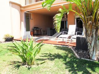 Luxury 3 bed 2 bath front line golf apartment, Region Murcia