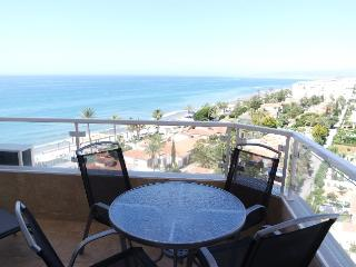 Frontline 1 bed apartment, Torrox