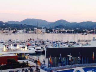Piso centrico con vistas al puerto deportivo, Sant Antoni de Portmany