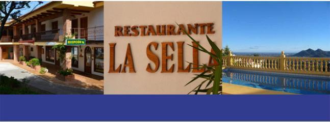 La Sella on site Restaurant