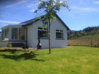 Oak Cottage with a Silver Green Tourism award, Killin