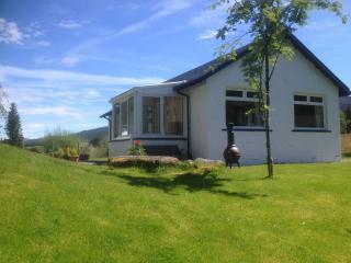 Oak Cottage Holiday Let GOLD rating green tourism, Killin