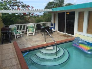 LUXURY Private Pool Villa .  Walk to 3 beaches., East End