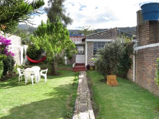 Hospedaje Cabaña El Arauco, Tibasosa