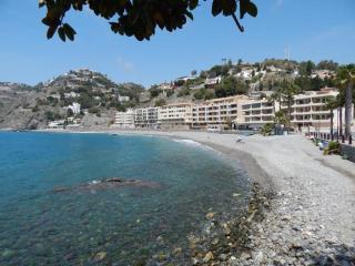 Encantador apartamento en playa Cotobro, Almuñécar