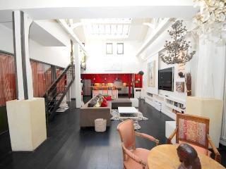 Amazing Loft Oberkampf with Terrace 5pax, Paris