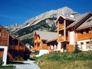Le Barlet:2/3 pers Hameau des Chazals Nevache Hautes Alpes