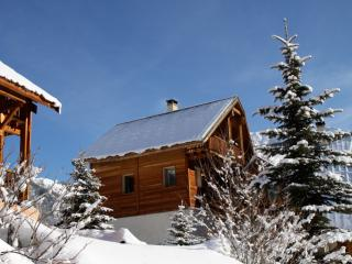 Le Sorè  Hameau des Chazals Nevache Hautes Alpes