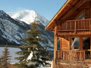 Chalet L'Eitiero hameau des Chazals Nevache Hautes Alpes