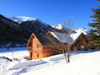 L'Aouro  Hameau des Chazals Nevache Hautes Alpes