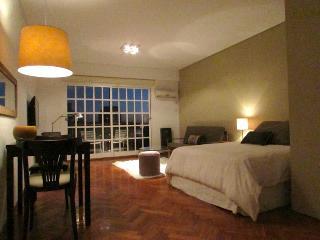 Luminoso Studio en Palermo con excelente vista desde el balcón, Buenos Aires