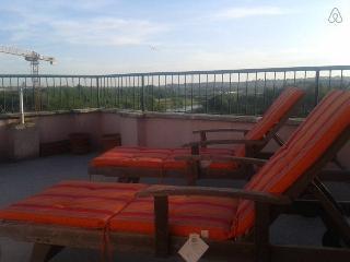 1 br studio with beautiful terrace, Roma