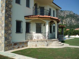Spacious 5 Star 4 Bedroomed Villa With 50sqm Pool, Dalyan