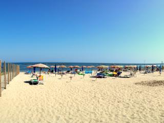 Lido degli Scacchi Pineta 93 appartamento+spiaggia