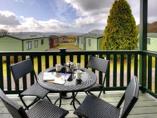 Beautiful modern static caravans on the West Coast of Scotland., Oban