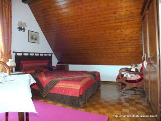 Tilleul, Chambres d'hôtes Danièle et Hervé, Soultzbach-les-Bains