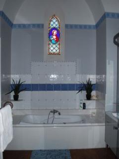 salle de bain ancienne chapelle