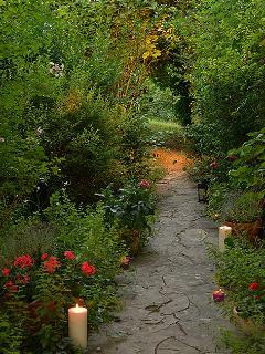 Allée du jardin