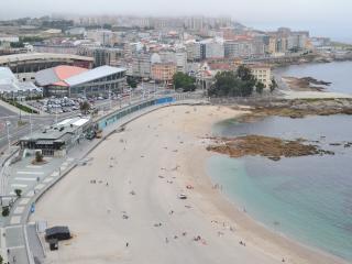 Estudio Playa Riazor, La Corogne