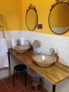 Cuarto de baño Suite Prosperidad