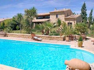 Castillon du Gard, Superb villa 10p with huge privat pool