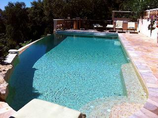 Le Lavandou Var, Villa 10p private pool with fantastic sea view