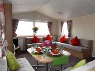 Caravan by the Sea, Trecco Bay, Porthcawl.